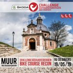 Exploration of the bike course Challenge Geraardsbergen